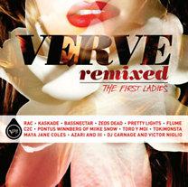 Válogatás: Verve remixed: The First Ladies