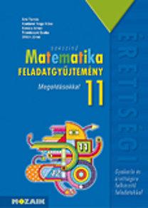 Konfárné Nagy Klára, Árki Tamás: Sokszínű matematika feladatgyűjtemény 11. - megoldással - MS-2324