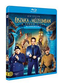 Éjszaka a múzeumban - A Fáraó Titka Blu-ray