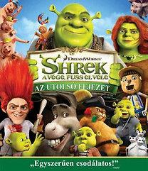 Shrek a vége, fuss el véle (Blu-ray)