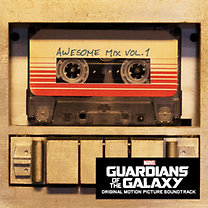 Válogatás: Filmzene: Guardians of the Galaxy (A Galaxis őrzői) - CD