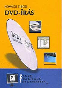 Kovács Tibor: DVD-írás
