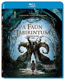 A faun labirintusa (Blu-ray)