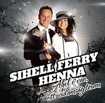 Henna, Sihell Ferry: Ahol ő van, ott vidámság terem - CD