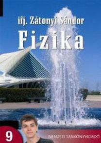 Zátonyi Sándor ifj.: Fizika 9. - NT-16115/1