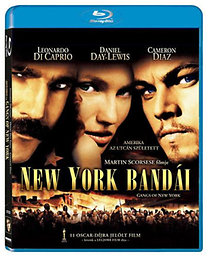 New York bandái (Blu-ray)