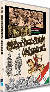 Magyarország története 1. (1-3. rész)