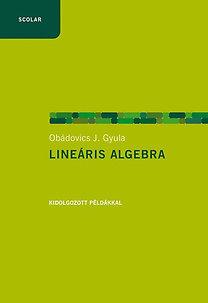 Obádovics J. Gyula: Lineáris algebra példákkal