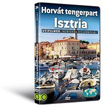 Horvátország: Iszria, Porec, Pula, Rijeka, Rovinj (Istriai emlék)