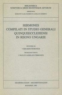 Sermones Compilati in Studio Generali Quinqueecclesiensi in Regno Ungarie
