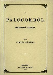 Pintér Sándor: A palócokról. Népismertető tanulmány