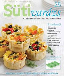 Sütivarázs 25. - Ajándék szilikon sütőformával