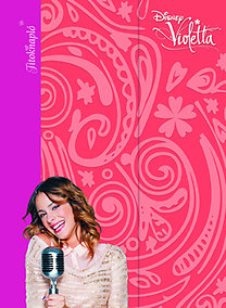 Disney - Violetta - Titoknapló