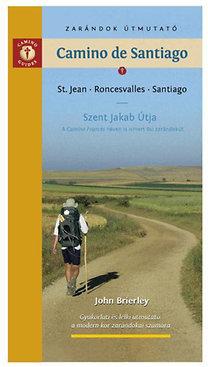 John Brierley: Camino de Santiago - Zarándok útmutató
