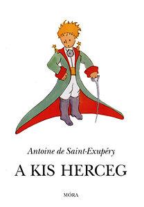 Antoine de Saint-Exupéry: A kis herceg - kartonált