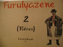 Béres János: Furulyazene II.