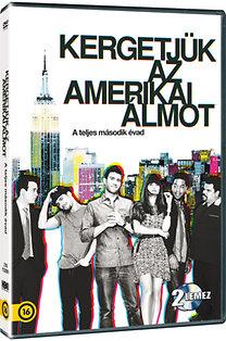 Kergetjük az amerikai álmot 2. évad