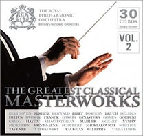 The Royal Philharmonic Orchestra: The Greatest Classical Masterworks Vol 2. - 30 CD