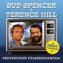 Filmzene: Bud Spencer és Terence Hill Filmzenealbum