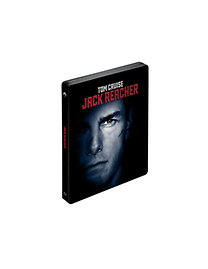 Jack Reacher (Blu-ray fémdobozos)
