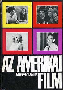Magyar Bálint: Az amerikai film