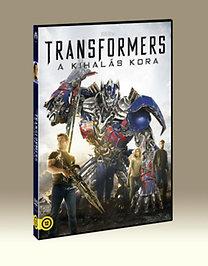Transformers: A kihalás kora - DVD