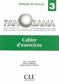 Girardet-Serejols: Panorama 3 Cahier D exercices