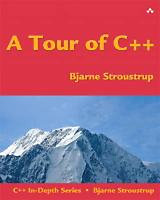 Stroustrup, Bjarne: A Tour of C++