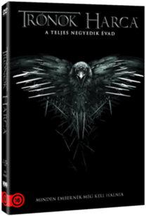 Trónok harca 4. évad - DVD