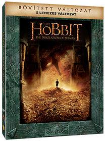 A hobbit: Smaug pusztasága - Bővített Kiadás