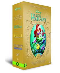 A kishableány gyűjtemény - DVD