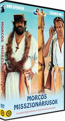 Morcos misszionáriusok - DVD - Várható