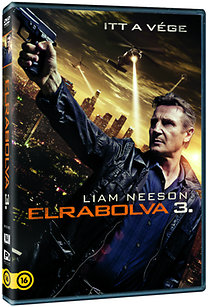 Elrabolva 3 - DVD
