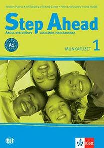 Stranks, Puctha, Paul Carter: Step Ahead 1 - Munkafüzet