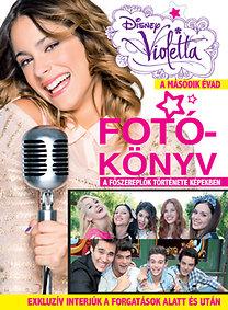 Violetta - Fotókönyv