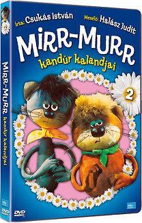 Mirr-Murr kandúr kalandjai 2.
