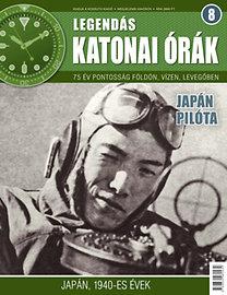 Legendás katonai órák 8. - Japán pilóta - Japán, 1940-es évek