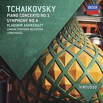 Csajkovszkij: B-moll zongoraverseny; 4. szimfónia