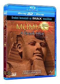 Múmiák – A fáraók titkai (3D Blu-ray + Blu-ray) (JÖN)