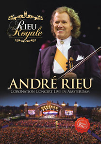 Andre Rieu: Rieu Royale (Blu-ray)