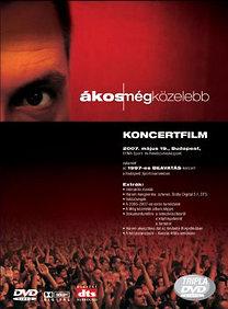 Ákos: Még közelebb koncertfilm