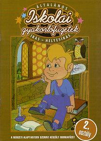 Ven Beatrix: Általános iskolai gyakorlófüzetek - Írás-helyesírás 2. osztály