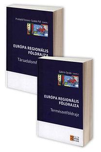 Gábris Gyula, Dr. Próbáld Ferenc, Szabó Pál (szerk.): Európa regionális földrajza 1-2. (természet- és társadalomföldrajz)