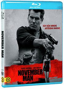 November Man - Blu-ray