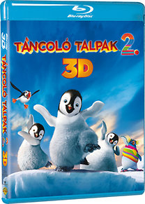 Táncoló talpak 2. (3D Blu-ray)