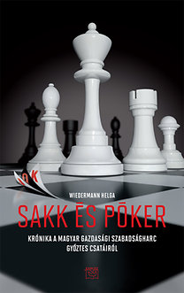 Wiedermann Helga: Sakk és póker