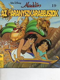 Zöldi Gergely (ford.): Aladdin- Az aranyszkarabeuszok