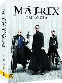 Mátrix gyűjtemény - DVD