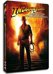 Indiana Jones és a kristálykoponya királysága (2 DVD - Fémdobozos)