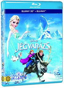 Jégvarázs (3D Blu-ray)